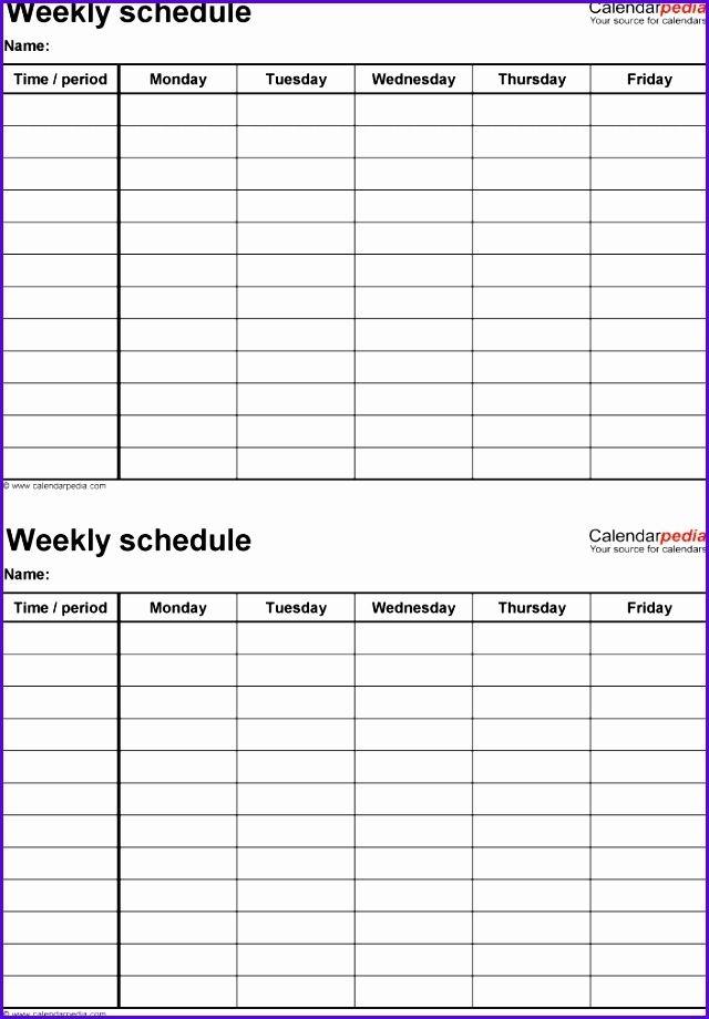 10 excel week calendar template excel templates excel