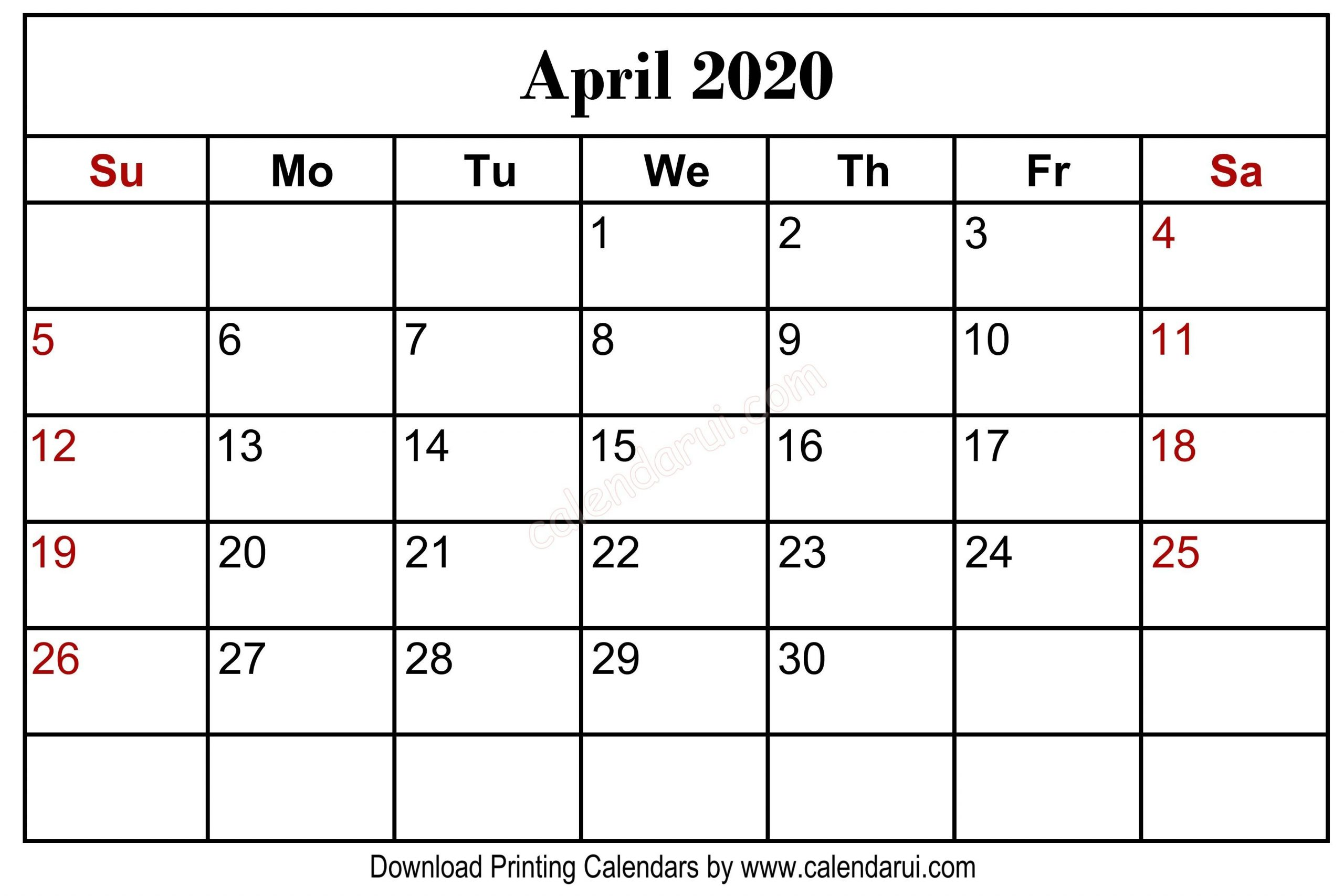 11 x 8 5 calendar pages 2020 free | calendar template