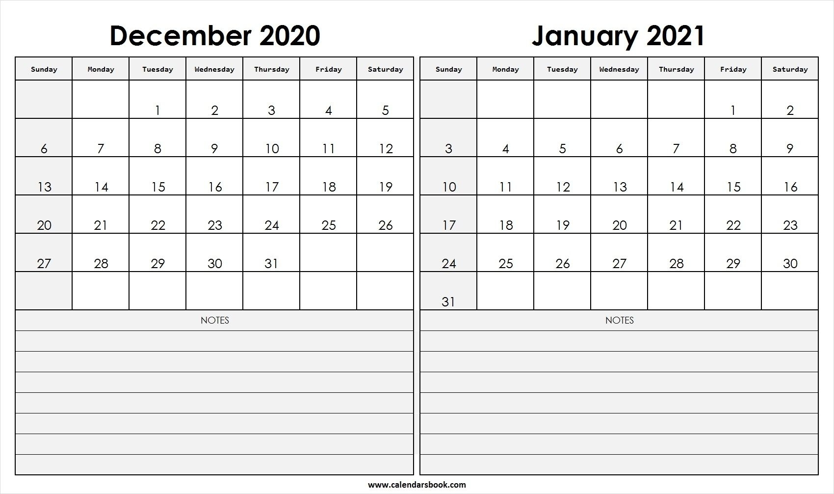 2021 calendar december january 2020   avnitasoni