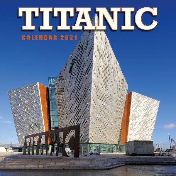 2021 Calendar Titanic (2 For £6v) Lomond