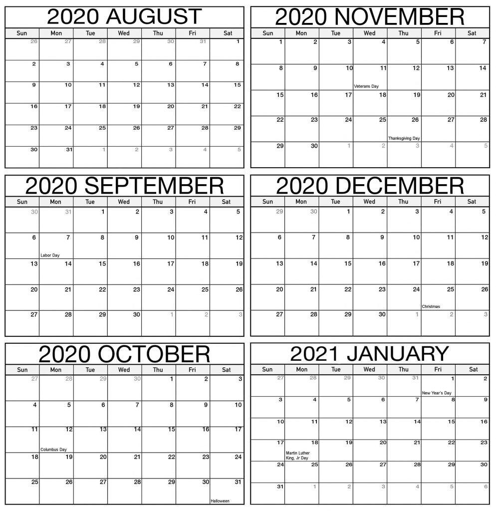 2021 calendar to fill in | calendar printables free blank