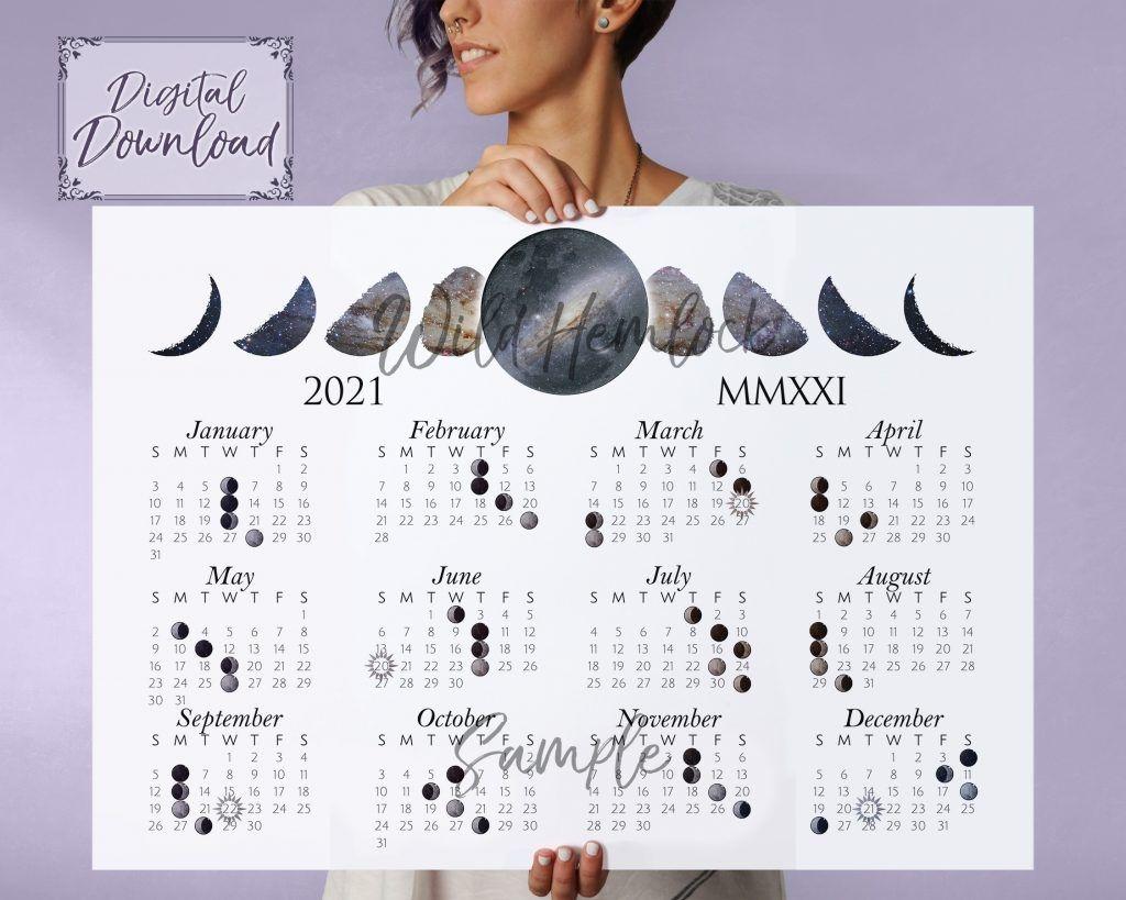 2021 moon calendar andromeda galaxy moon phases [download