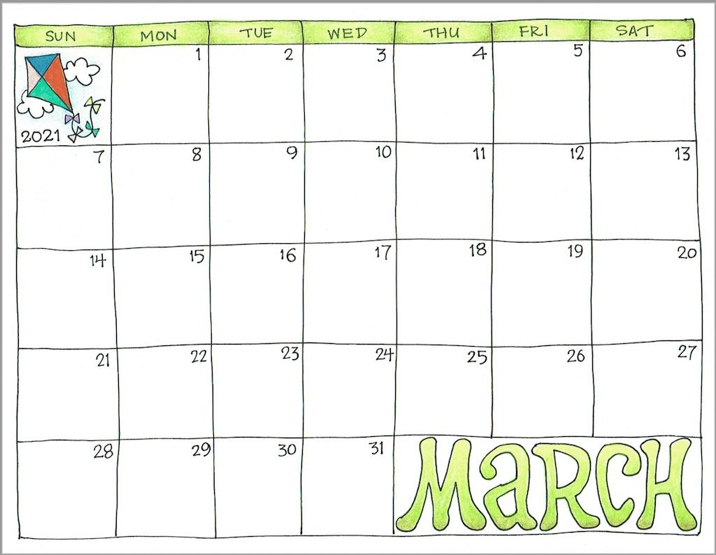 2021 printable calendar imom   free printable calendar