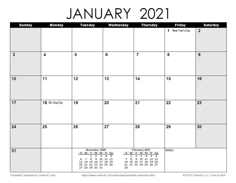 2021 Weekly Calendar Excel Free | Printable Calendar Design