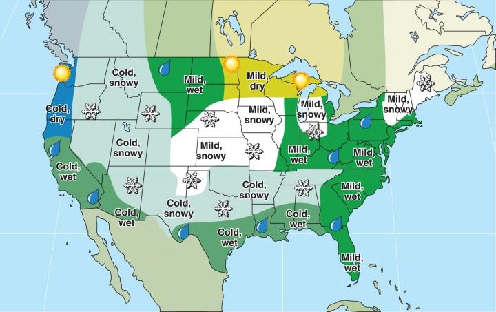 2021 winter forecast colorado yearmon