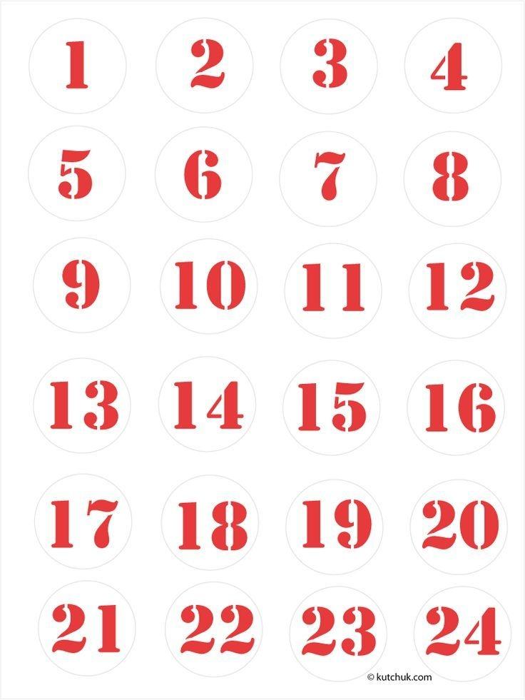 24chiffresrouges gif 751×1,001 pixels | calendrier de l