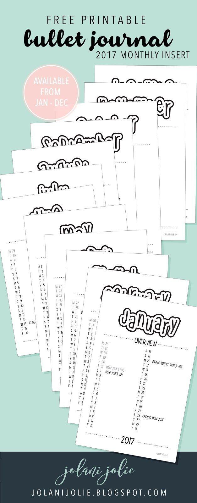 25 bästa bullet journal a imprimer idéerna på pinterest