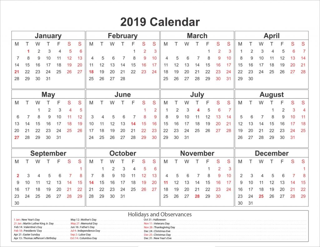 5 x 8 free blank printable calendars calendar template 2021