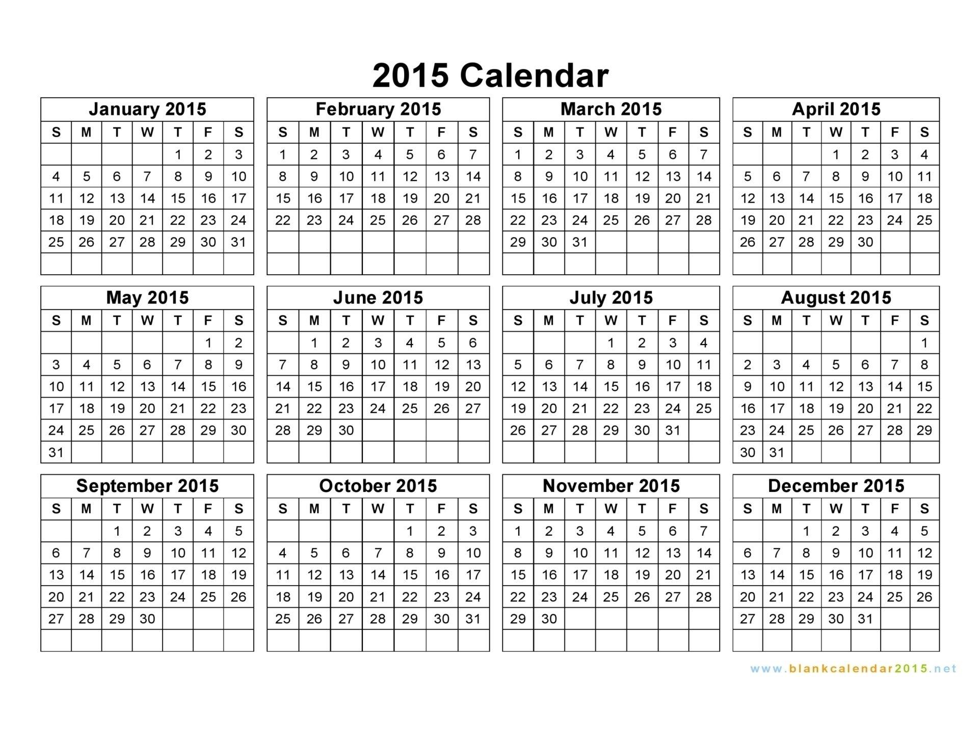 5 year calendar on one page | ten free printable calendar