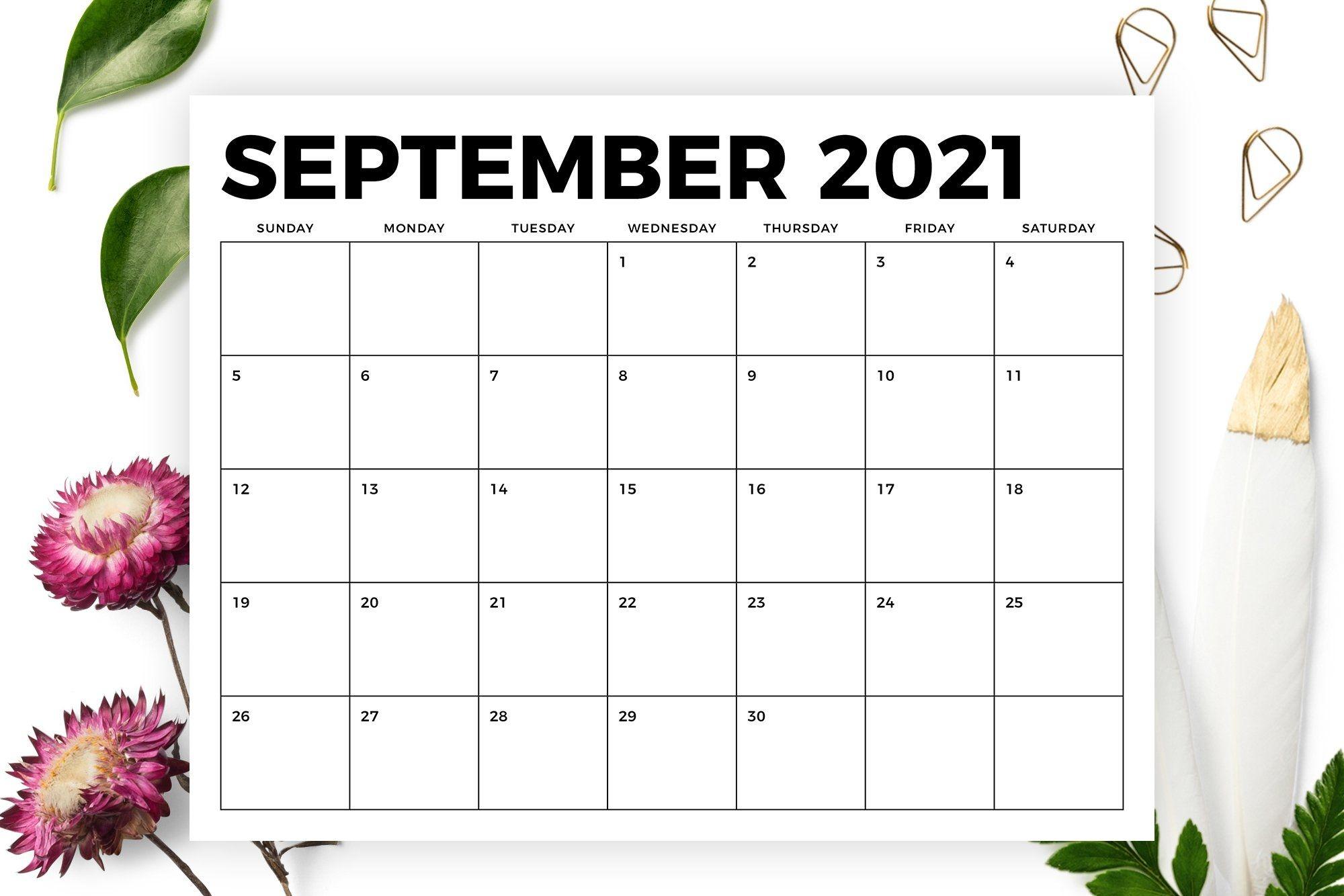 8 5 X 11 Inch Bold 2021 Calendar (438443) | Flyers