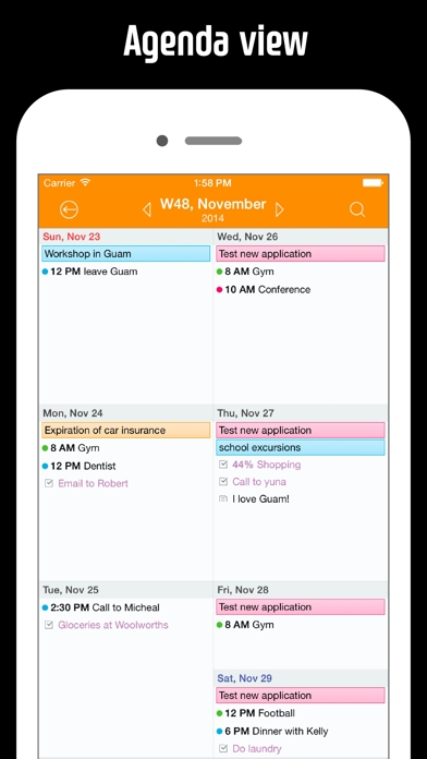 Awesome Calendar For Pc Free Download: Windows 7,8,10