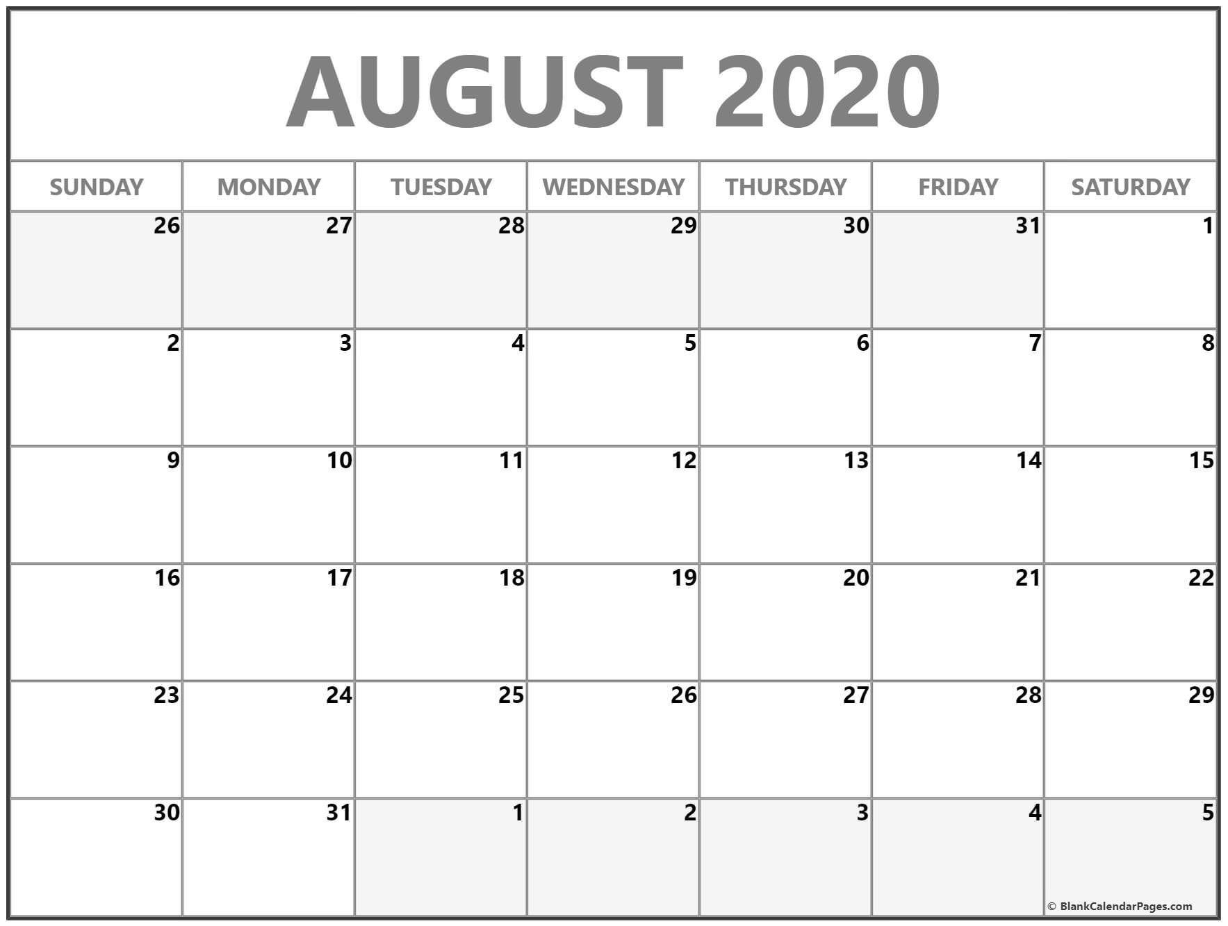 blank august calendar you can type on example calendar