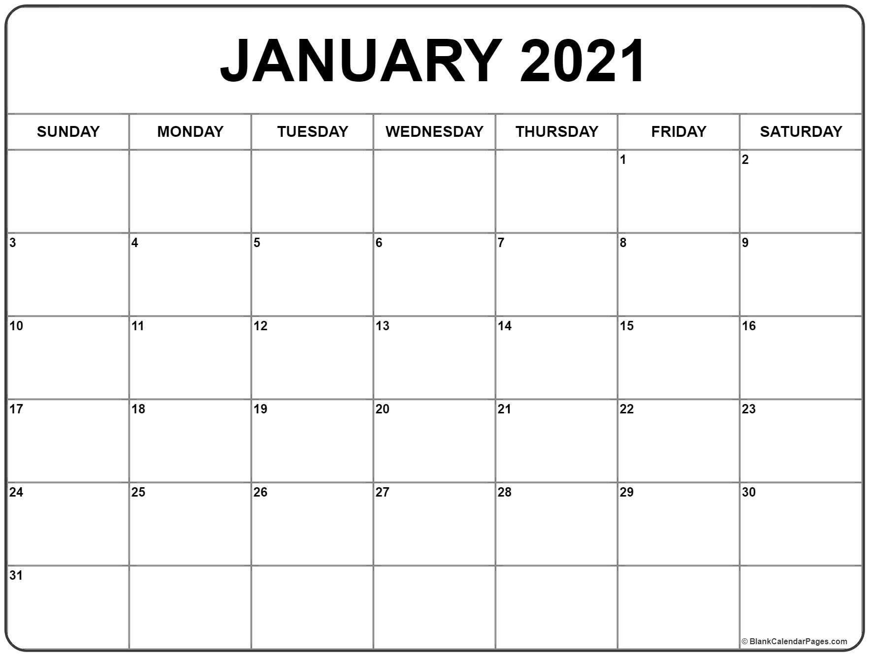 Blank Monthly Calendar 2021 June 2021 With Grid | Calendar
