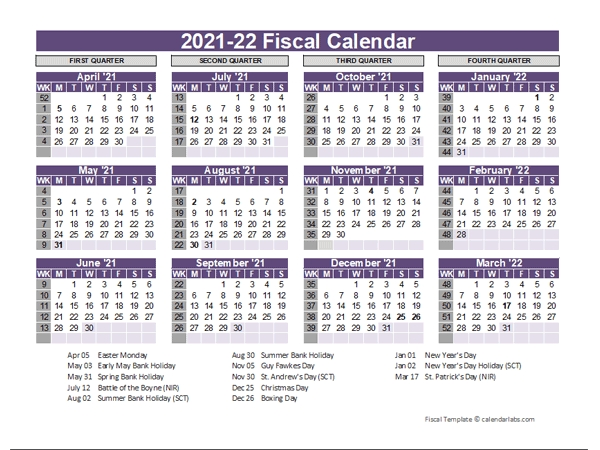 Calendar Template 2021 22   Printable March