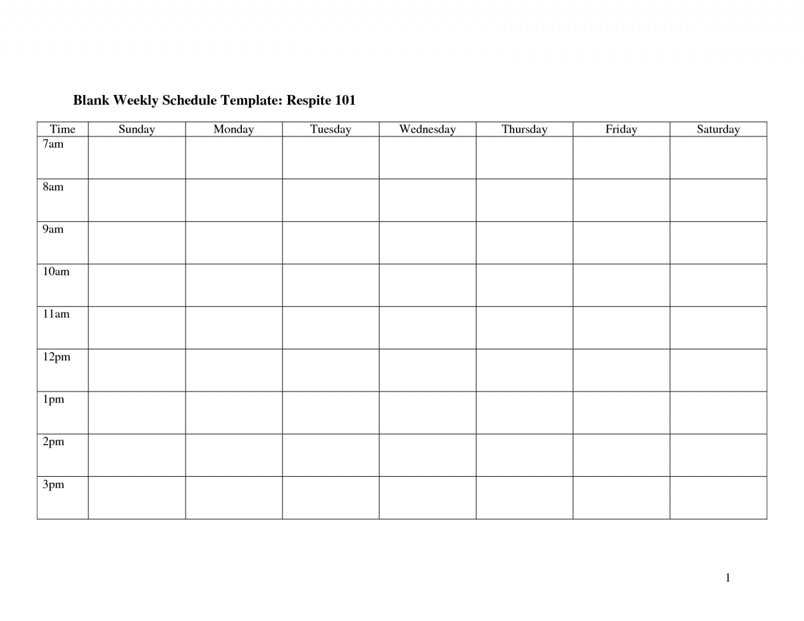 Calendar Template Monday Friday | Example Calendar Printable