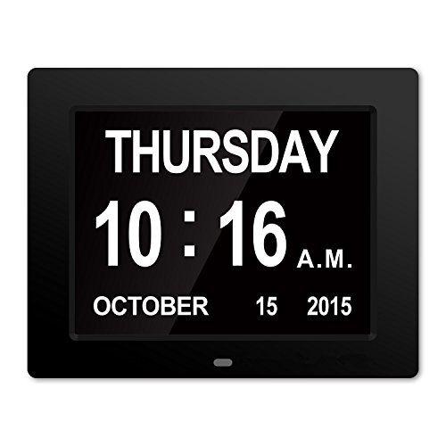 Digital Clock Wall Clock The Original Memory Loss Digital