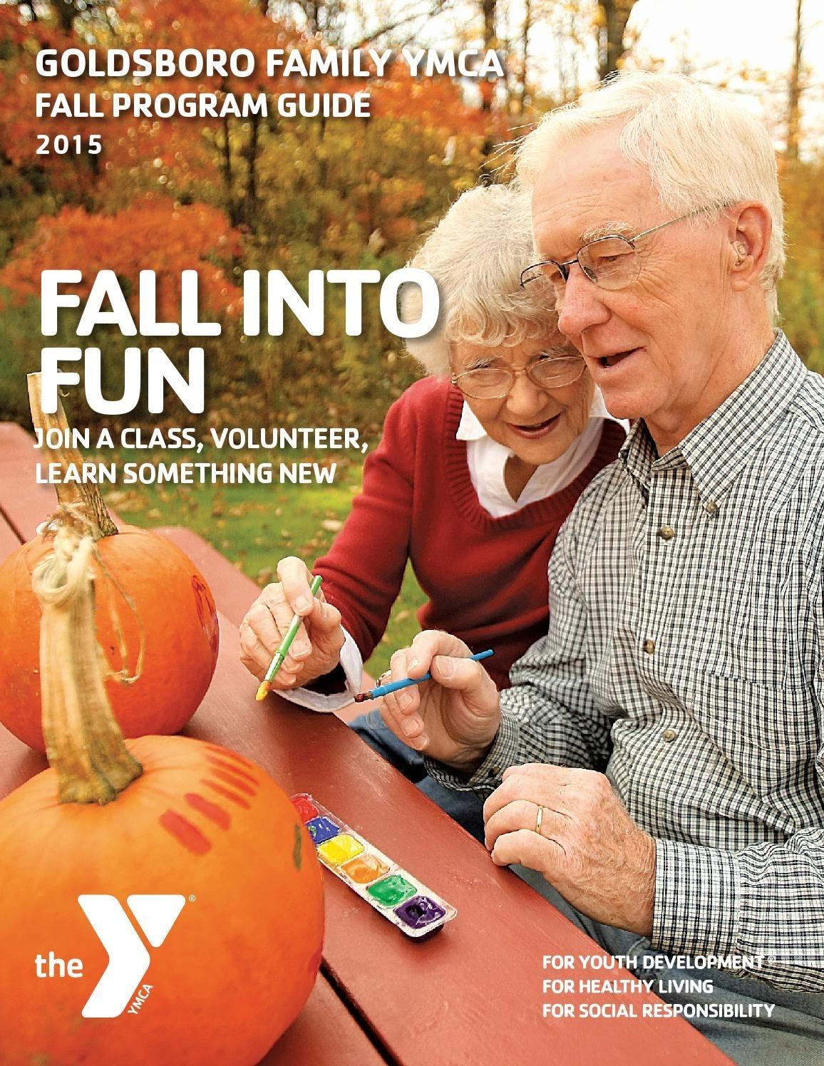 Fall Program Guidegoldsboro Ymca Issuu