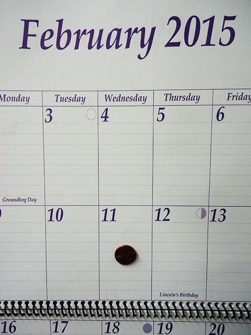 flylady's flyshop flylady's 2015 calendar very large