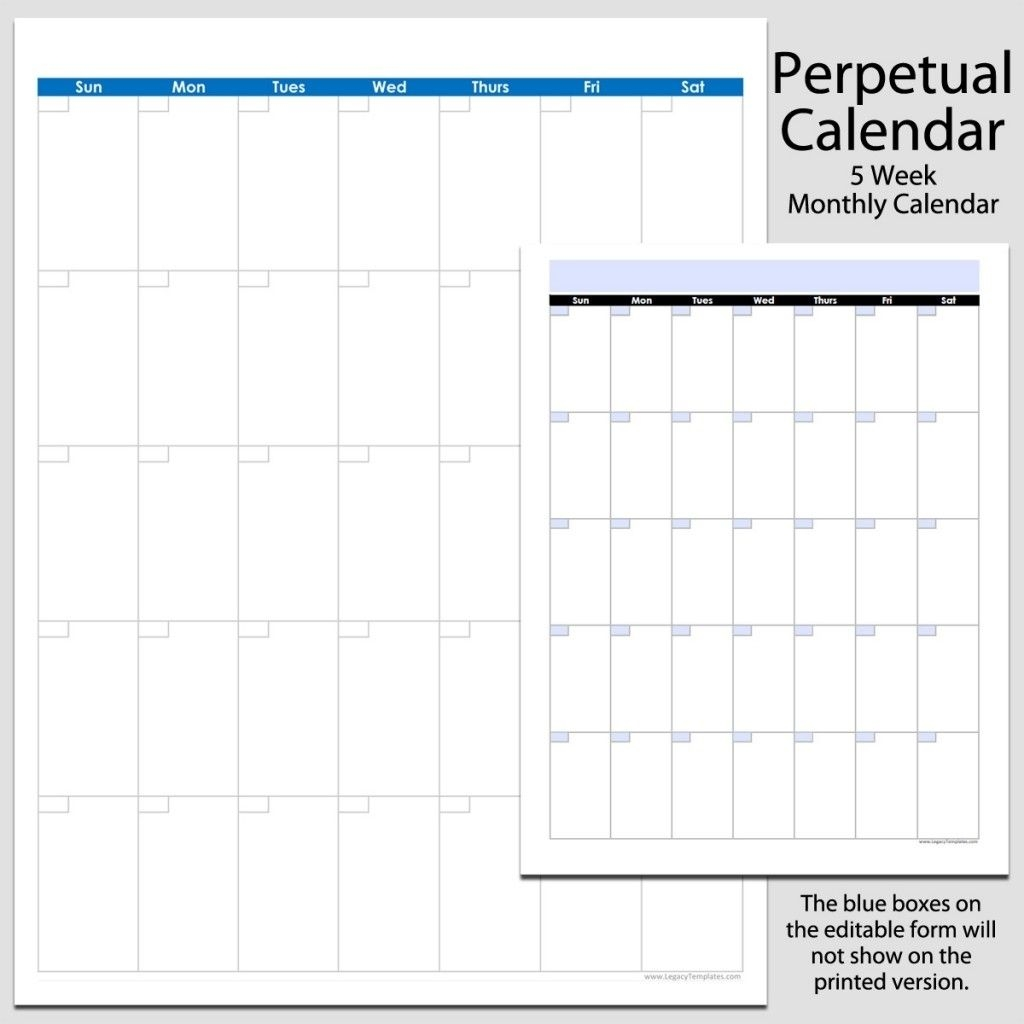 free blank calendar page 8 1/211 | calendar template 2021