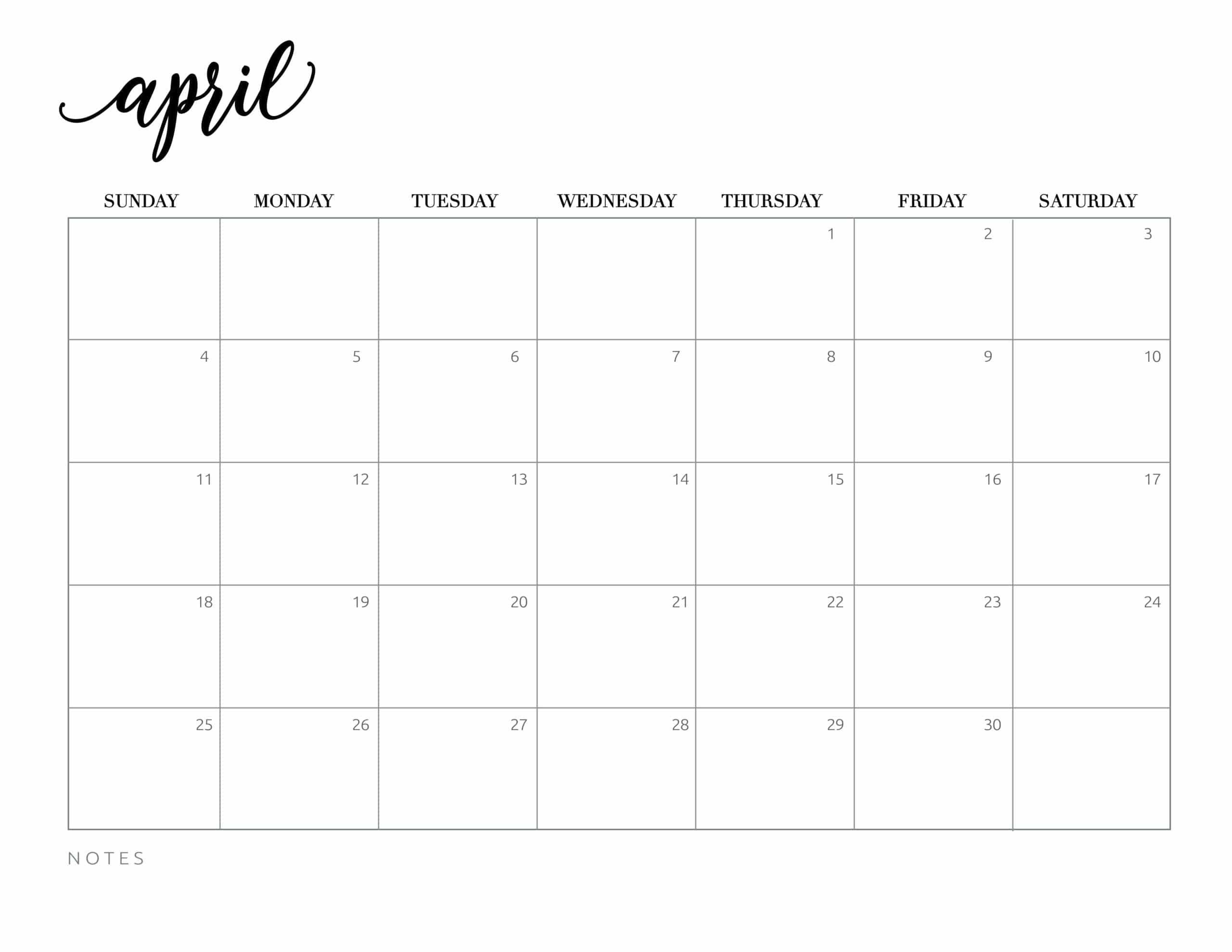 Free Printable 2021 Calendar World Of Printables
