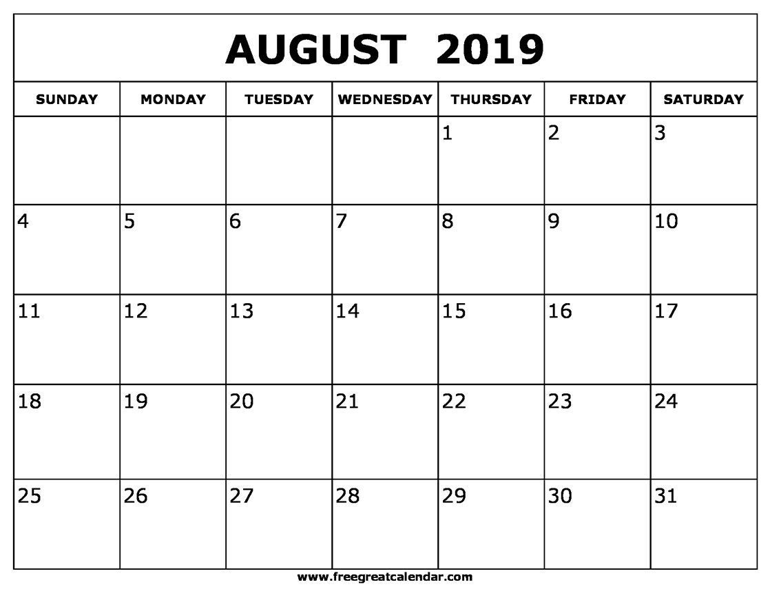 Free Printable Calendar For Visually Impaired In 2020
