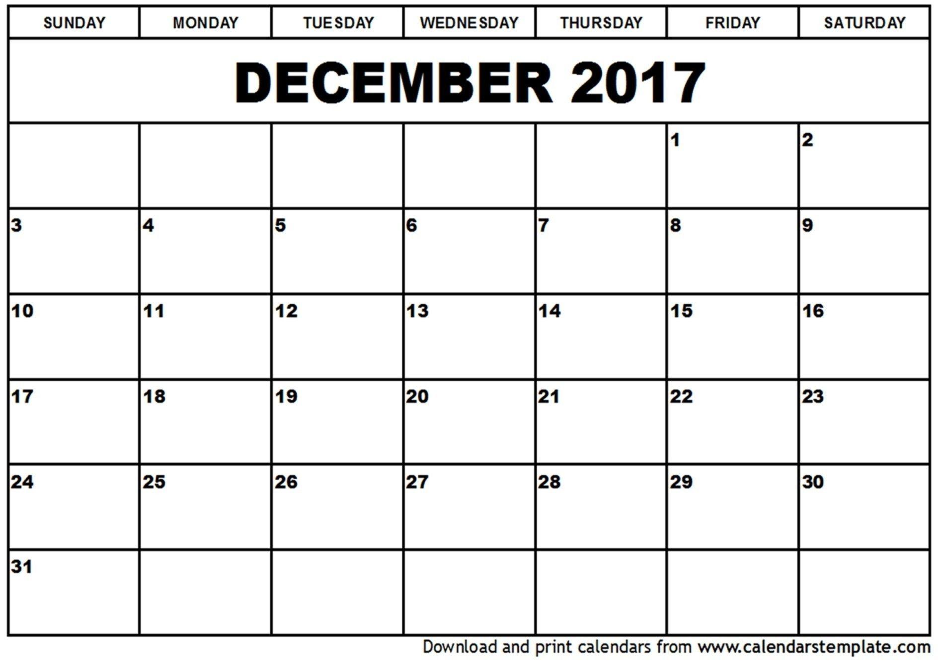 Free Printable Calendar I Can Type In | Ten Free Printable