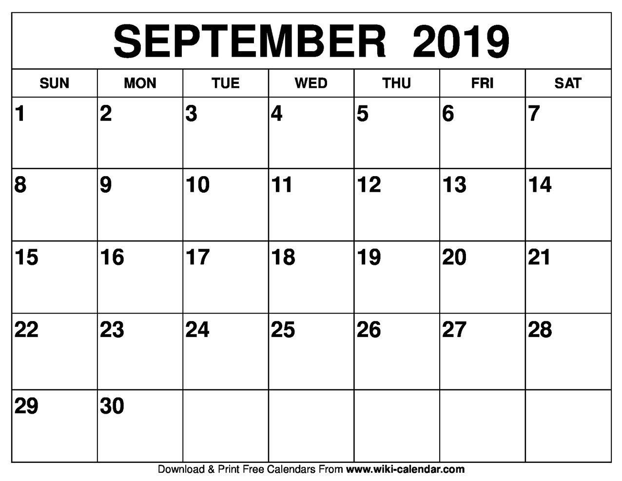 free printable calendar that you can type in | calendar