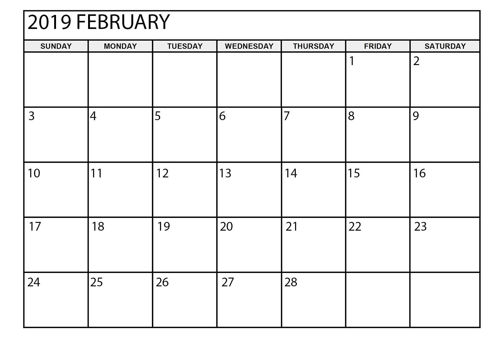 Free Printable Large Square Calendars | Calendar Template 2020