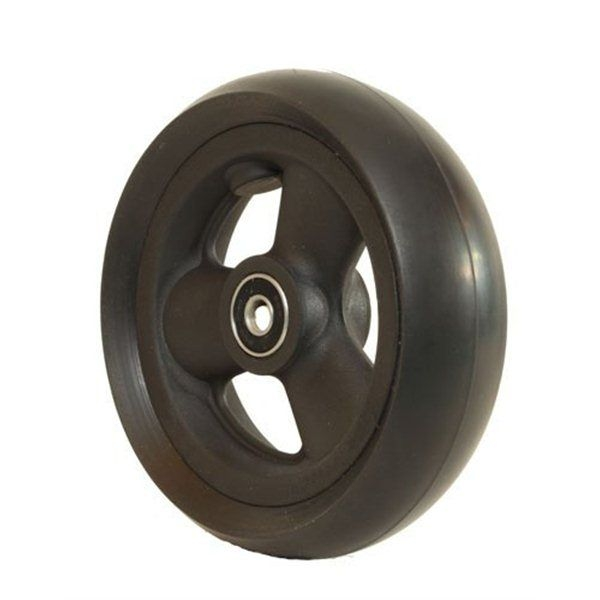"""front caster wheels (pair) 5"""" x 1 1/2"""" ideamobility"""