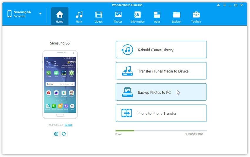 google pixel file transfer: transfer photos files between