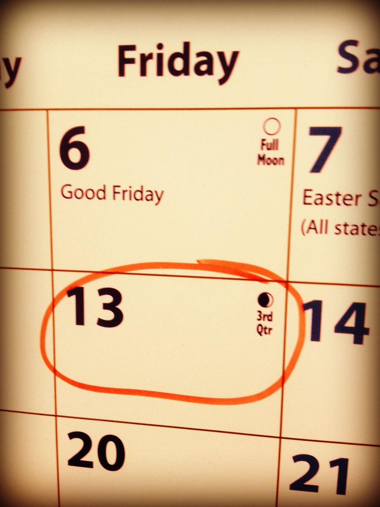 It's Friday The 13th Shambolic Living