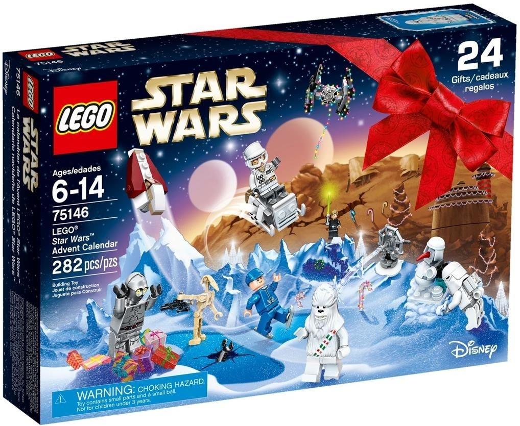 Lego Advent Calendar 2019 | Qualads