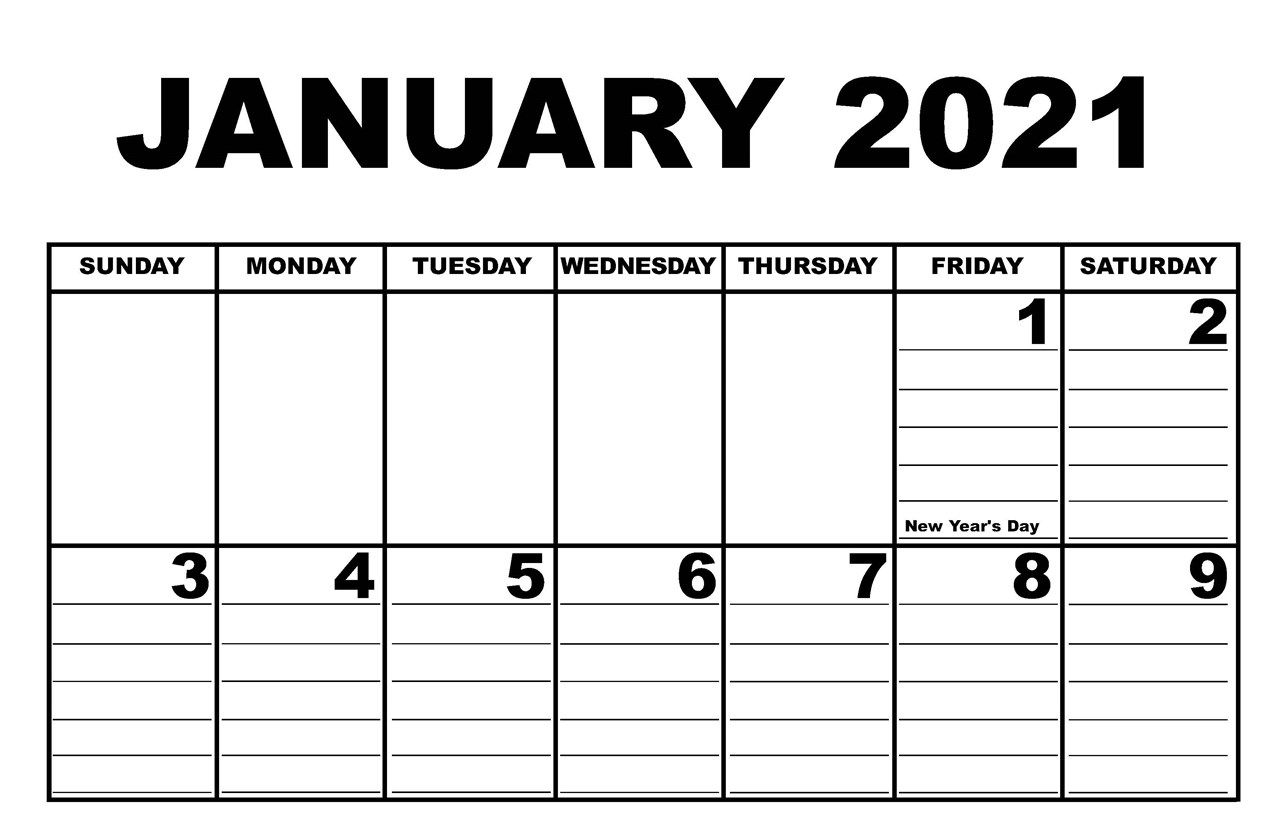 maxiaids   giant appointment calendar 2021
