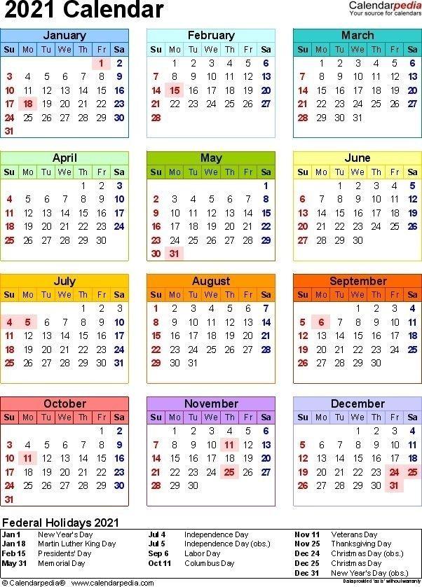 my calendar 2021   qualads