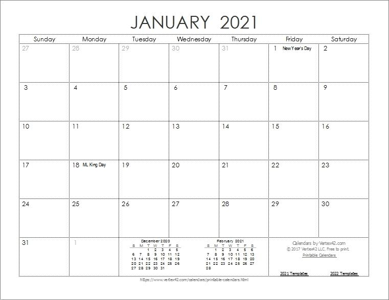 print 2021 calendarmonth | calvert giving