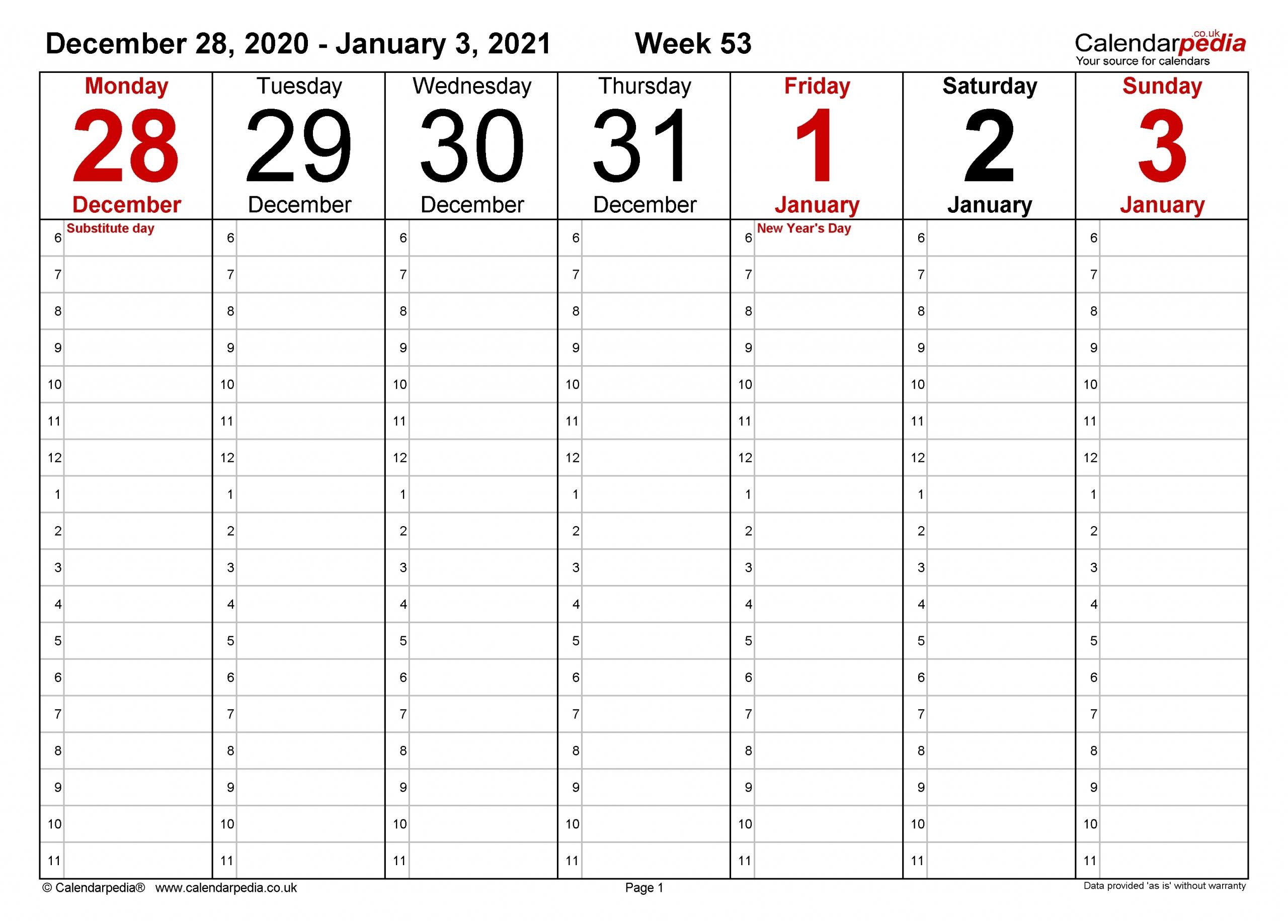 Print Free 2021 Calendar Without Downloading | Calendar