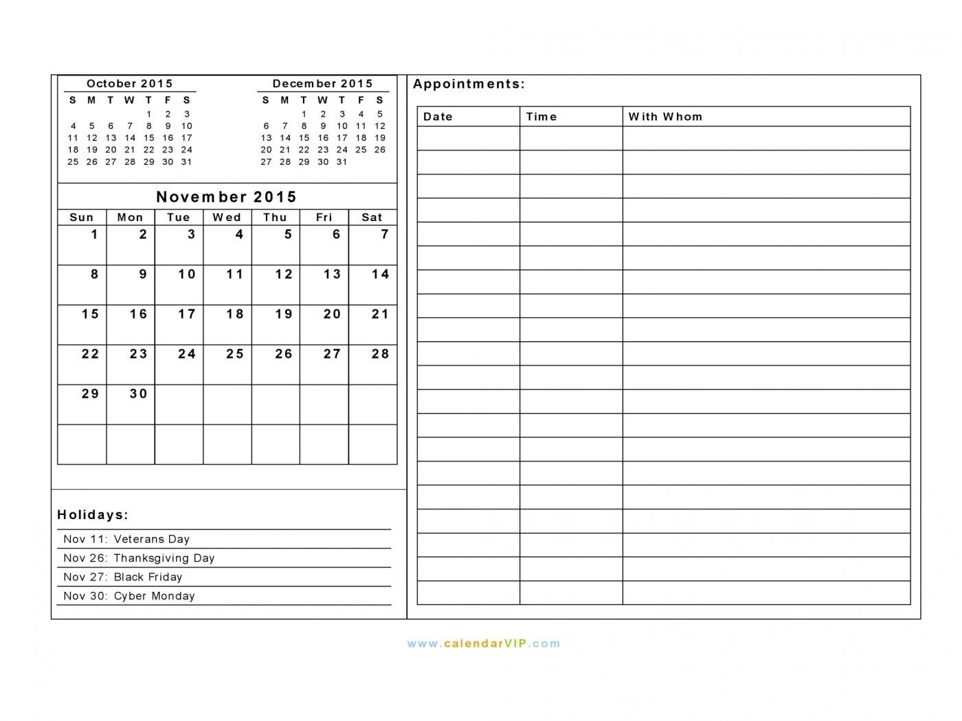 salon appointment calenders 15 minute time slots