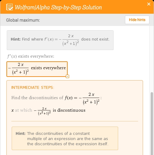 step by step math solutions with wolfram alpha pro