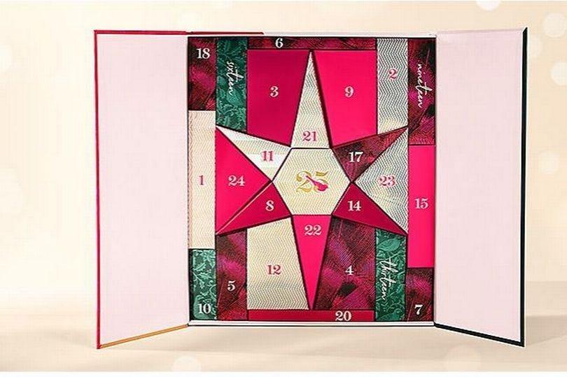 the £40 m&s beauty advent calendar set to go on sale