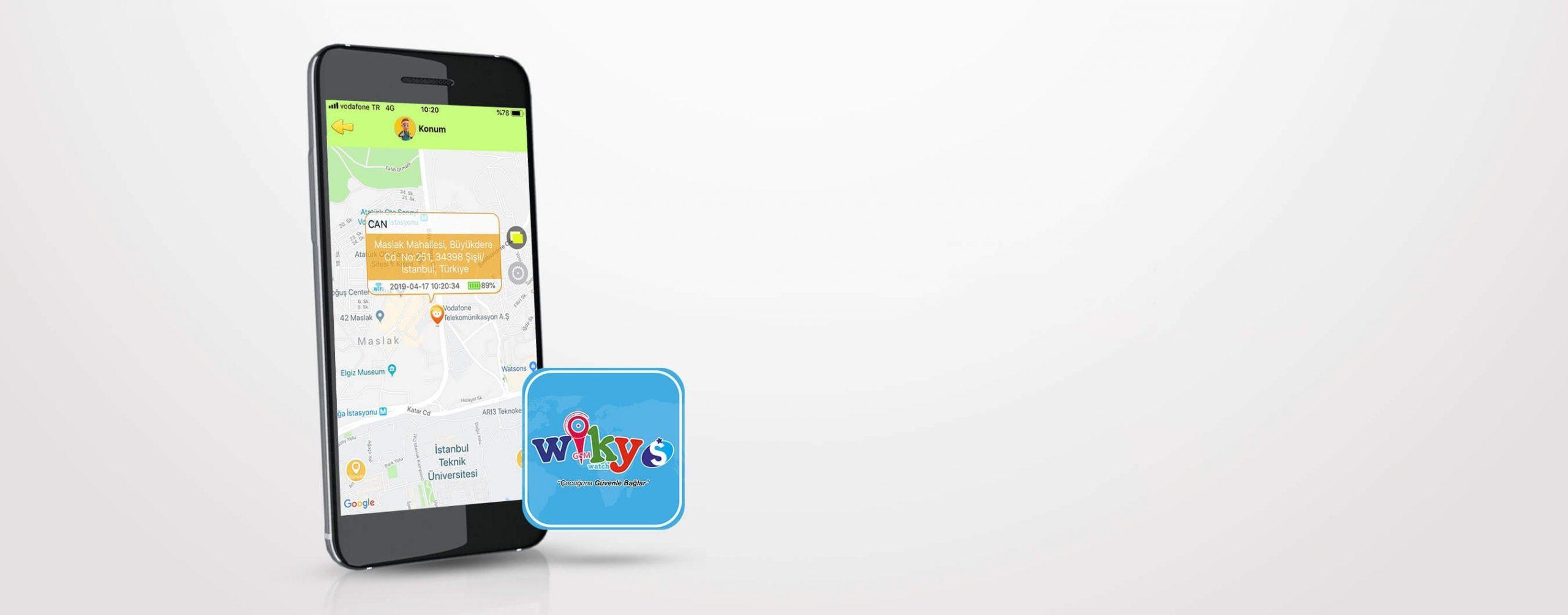 V Çocuk Saati Wiky 4 Plus   V Yaşam   Bireysel: Vodafone
