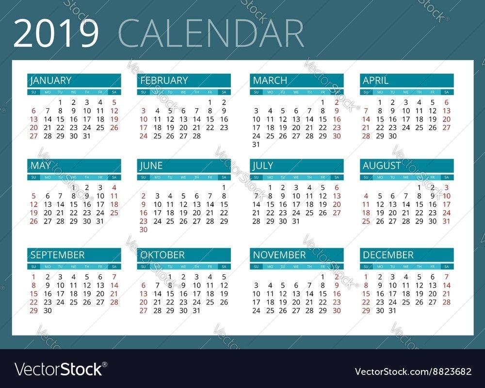 Weekly Weight Loss Calendar 2019 | Bmi Formula