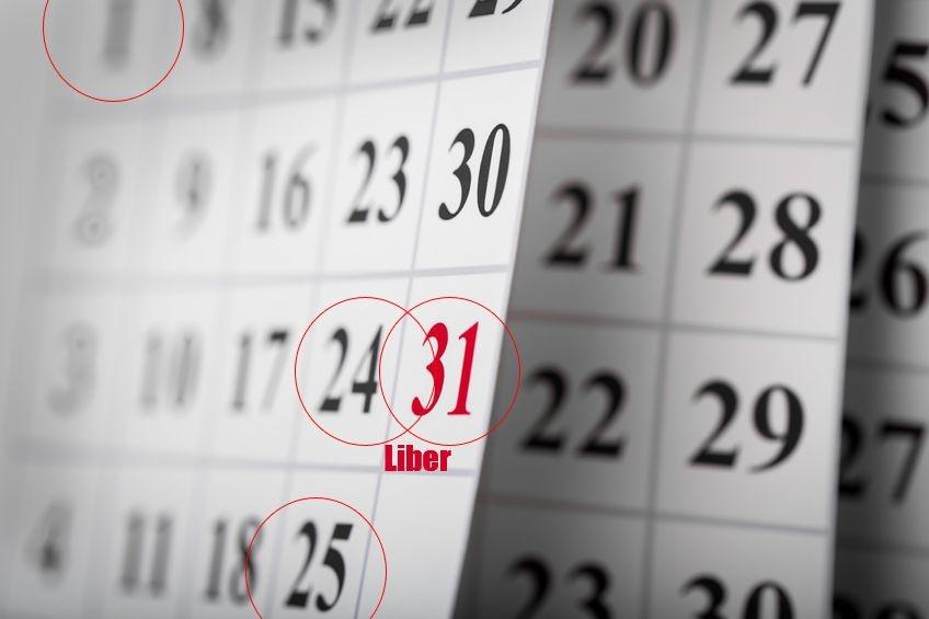 zile libere 2017 | câte zile libere de la stat sunt În